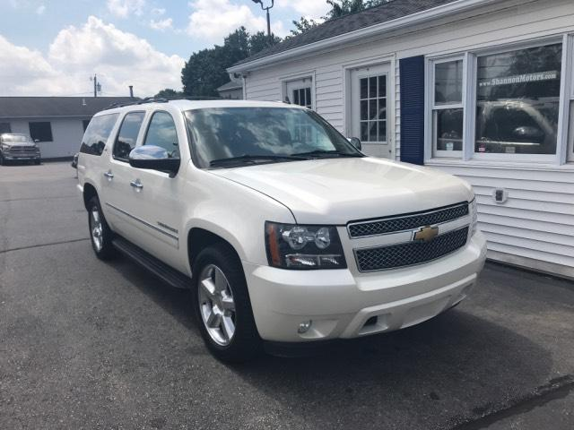 Pre-Owned 2013 Chevrolet Suburban 2WD 4dr 1500 LTZ