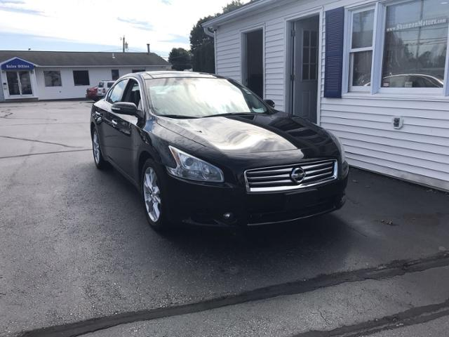 Pre-Owned 2014 Nissan Maxima 4dr Sdn 3.5 SV w/Premium Pkg