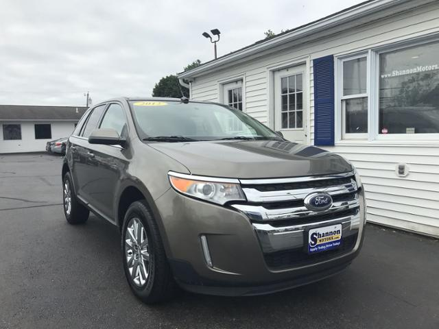 Pre-Owned 2012 Ford Edge 4dr Limited AWD