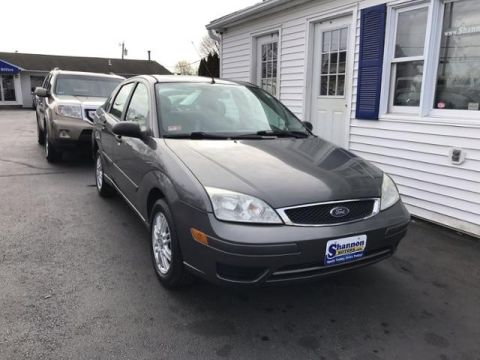 Pre-Owned 2007 Ford Focus 4dr Sdn SE
