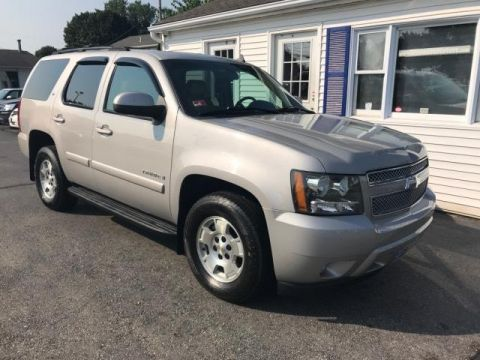 Pre-Owned 2007 Chevrolet Tahoe 4WD 4dr 1500 LT