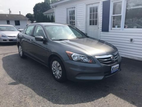 Pre-Owned 2011 Honda Accord 4dr I4 Auto LX