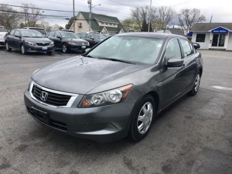 Pre-Owned 2010 Honda Accord 4dr I4 Auto LX