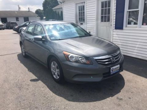Pre-Owned 2011 Honda Accord 4dr I4 Auto LX-P