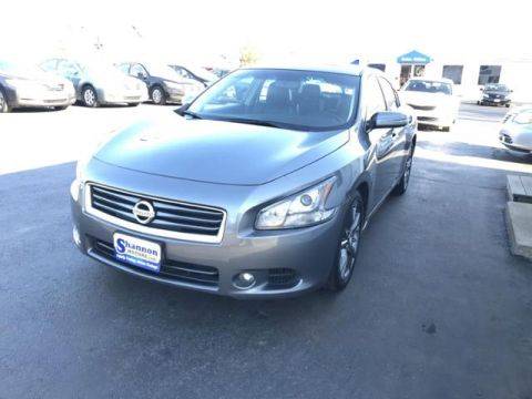 Pre-Owned 2014 Nissan Maxima 4dr Sdn 3.5 SV