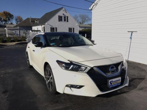 Pre-Owned 2016 Nissan Maxima 4dr Sdn 3.5 Platinum