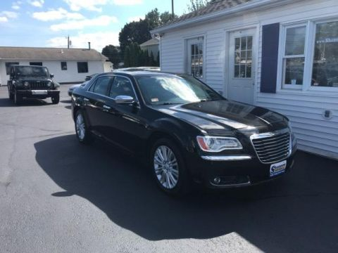 2011 Chrysler 300 4dr Sdn 300C AWD AWD