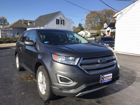 Pre-Owned 2016 Ford Edge 4dr SEL AWD
