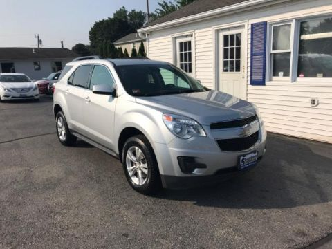 Pre-Owned 2015 Chevrolet Equinox AWD 4dr LT w/1LT