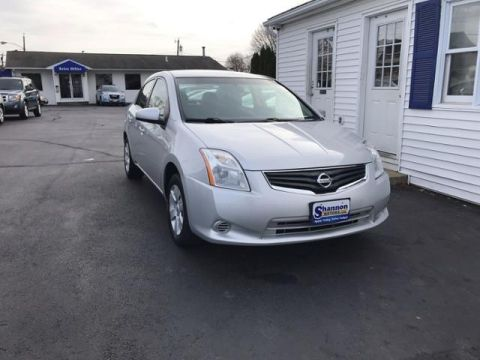 Pre-Owned 2011 Nissan Sentra 4dr Sdn I4 Manual 2.0