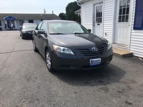 Pre-Owned 2009 Toyota Camry 4dr Sdn I4 Auto LE