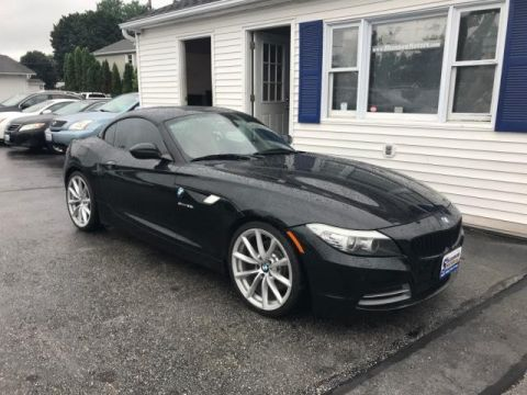 Pre-Owned 2011 BMW Z4 2dr Roadster sDrive35i